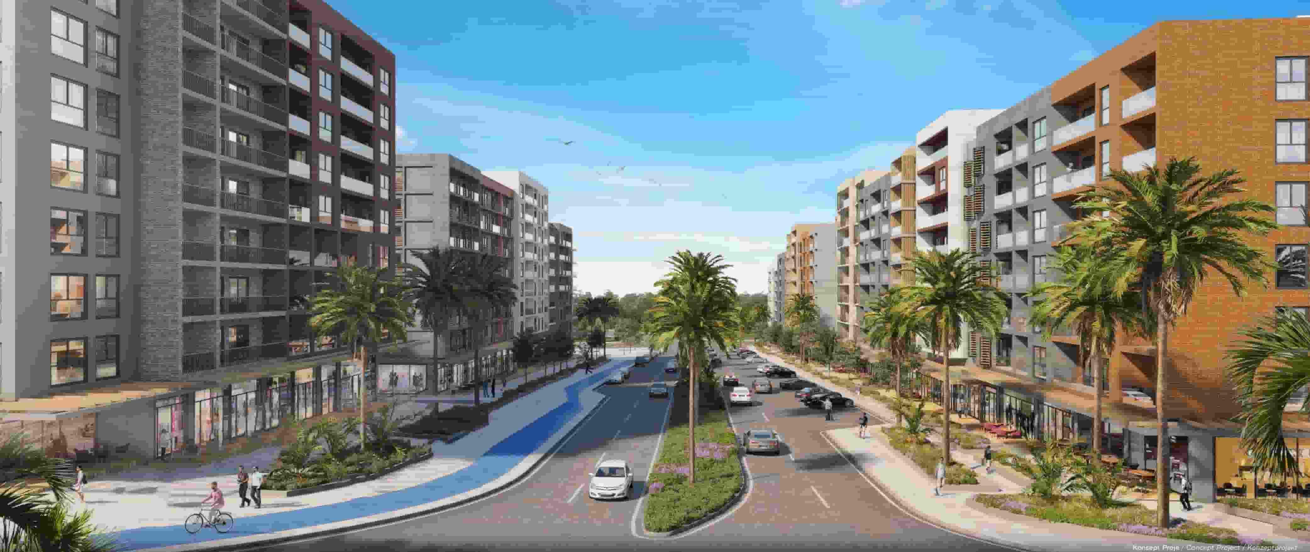 Sur Yapı Antalya project